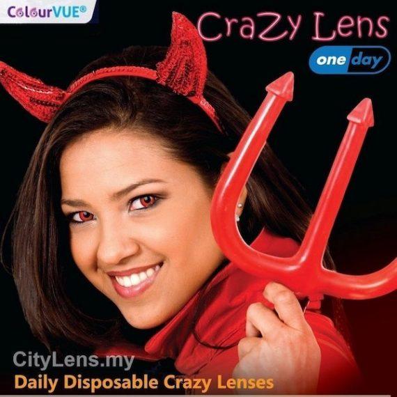 ColourVUE Crazy Lens Daily